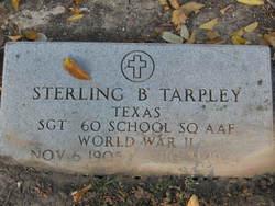 Sterling Beale Tarpley