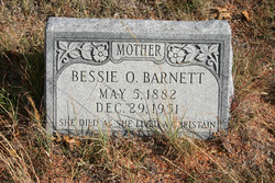 Bessie Olivia <i>Jones</i> Barnett