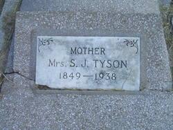 Sarah Jane <i>Beaty</i> Tyson