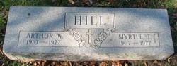 Arthur W. Hill