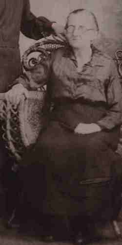 Catherine Amelia <i>Delgrange</i> Corenflos