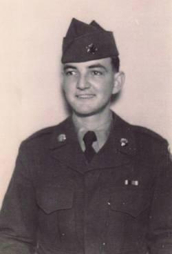 PFC Pierre Joseph Guy Pitre, III