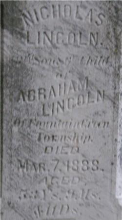 Nicholas Lincoln