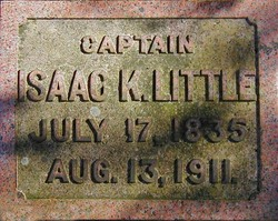 Capt Isaac K. Little