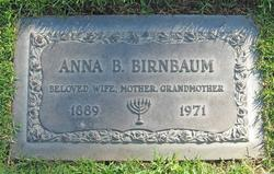 Anna Brenda <i>Frank</i> Birnbaum