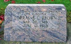 Lorraine Lynn Brown