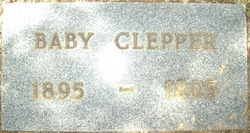 Baby 1895 Clepper