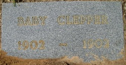 Baby 1902 Clepper