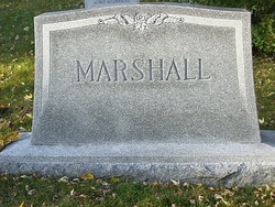 Mary Beatrice <i>Bolton</i> Marshall