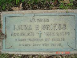 Laura P Grimes