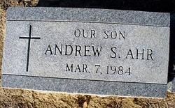 Andrew S. Ahr