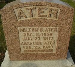 Angeline E. <i>Boots</i> Ater