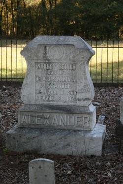 Worley Lenoir Alexander