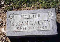 Susan Isabella <i>Coomes</i> Alvey