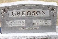 Charlie Tharpe <i>Porter</i> Gregson