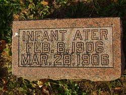 Infant Ater