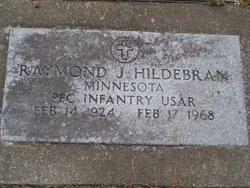 Raymond Joseph Hildebran