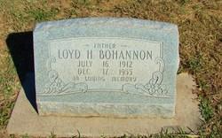 Loyd Harvey Bohannon
