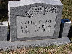 Rachel E. Ash