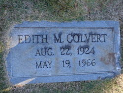 Edith M. Colvert