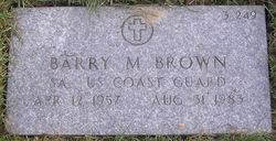 Barry M Brown