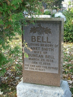 Janet Smith Bell