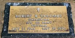 Robert B Colombe