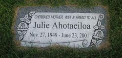 Julie <i>Pendleton</i> Ahotaeiloa