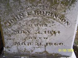 John Larne Robinson