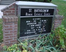 Saint Bartholomew Catholic Church Cemetery
