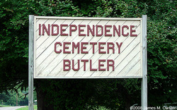 Independence-Butler Cemetery