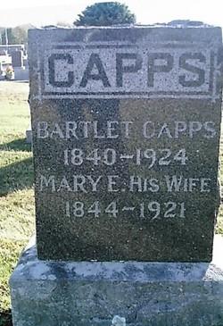 Bartlet Capps