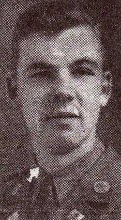 Sgt Harold E Bessette