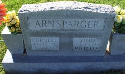Ralph Cornell Arnsparger