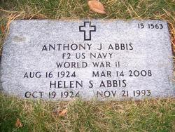 Anthony J. Abbis