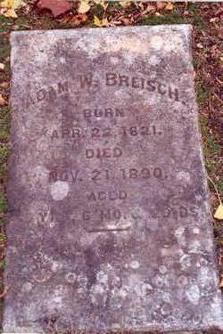 Adam W Breisch