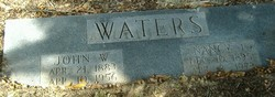 John W Waters