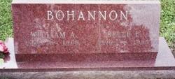 William A. Bohannon