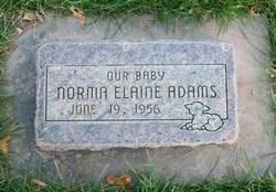 Norma Elaine Adams