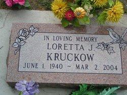 Loretta Jane Kruckow