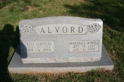 Irene Gertrude <i>Crawford</i> Alvord