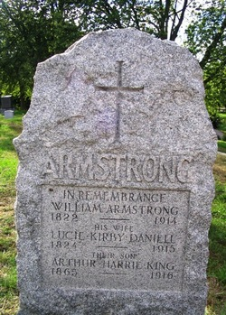Arthur Harrie King Armstrong