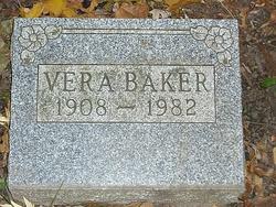 Vera Baker