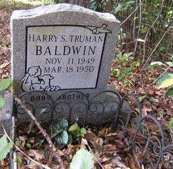 Harry S. Truman Baldwin