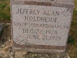 Jeffrey Alan Holdheide