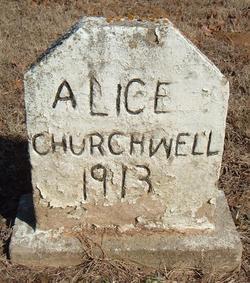 Alice Churchwell