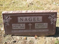 Peter F Nagel