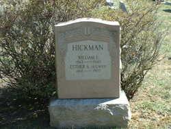 William Ellsworth Hickman
