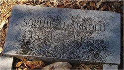 Joanna Sophia Sophie Arnold