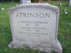 Adaline Atkinson